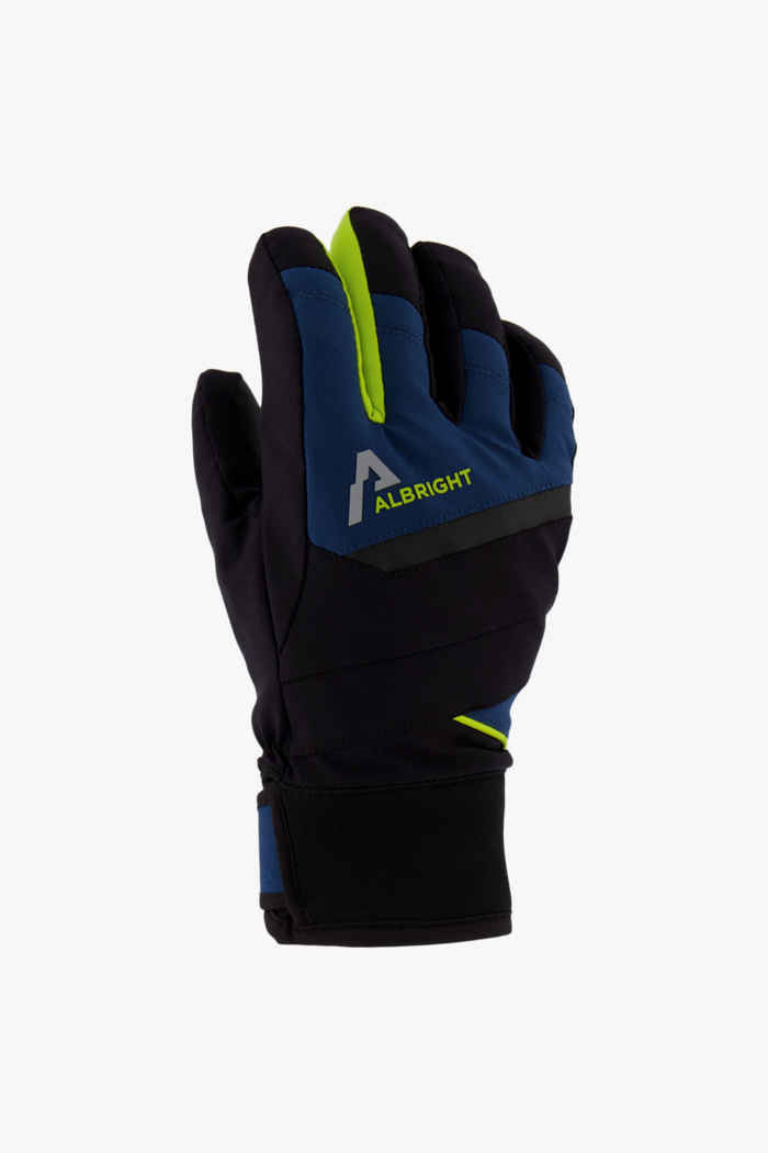 Albright Montana gant de ski enfants Couleur Noir 1