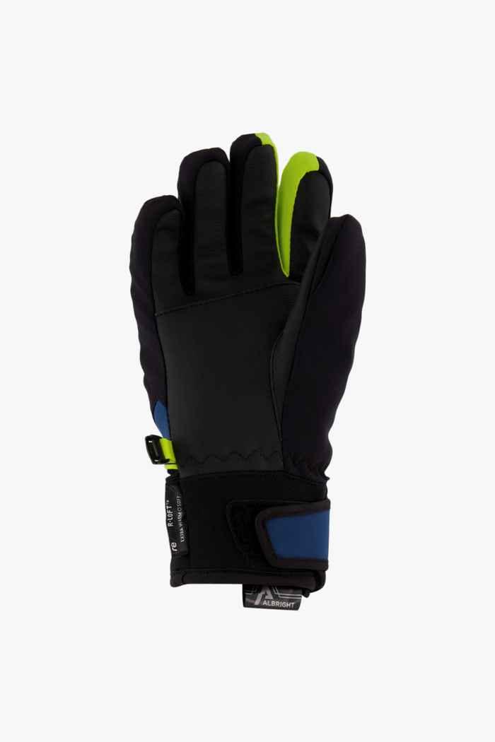 Albright Montana gant de ski enfants Couleur Noir 2