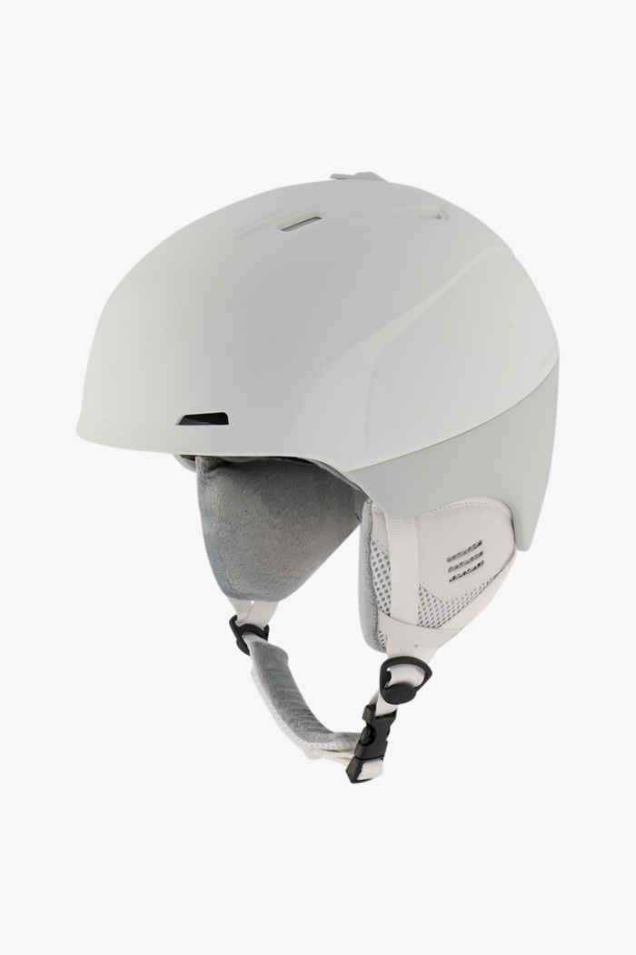 Albright Skihelm Farbe Weiß 1