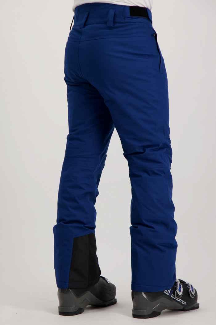 Albright St.Moritz pantalon de ski hommes Couleur Bleu 2