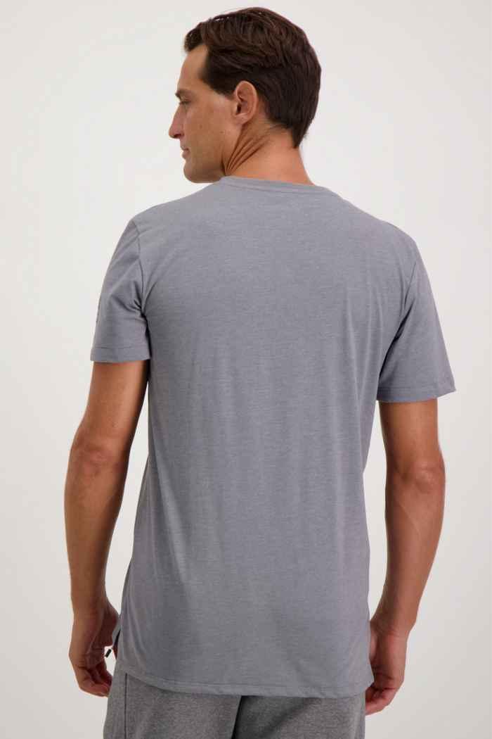 Albright Swiss Olympic Herren T-Shirt Farbe Grau 2