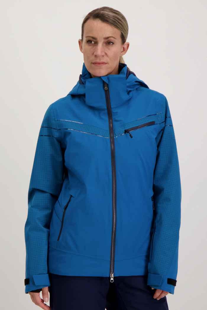 Albright Verbier Damen Skijacke 1