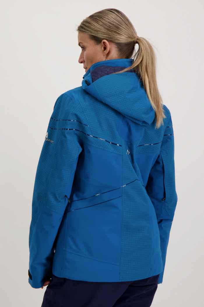 Albright Verbier Damen Skijacke 2
