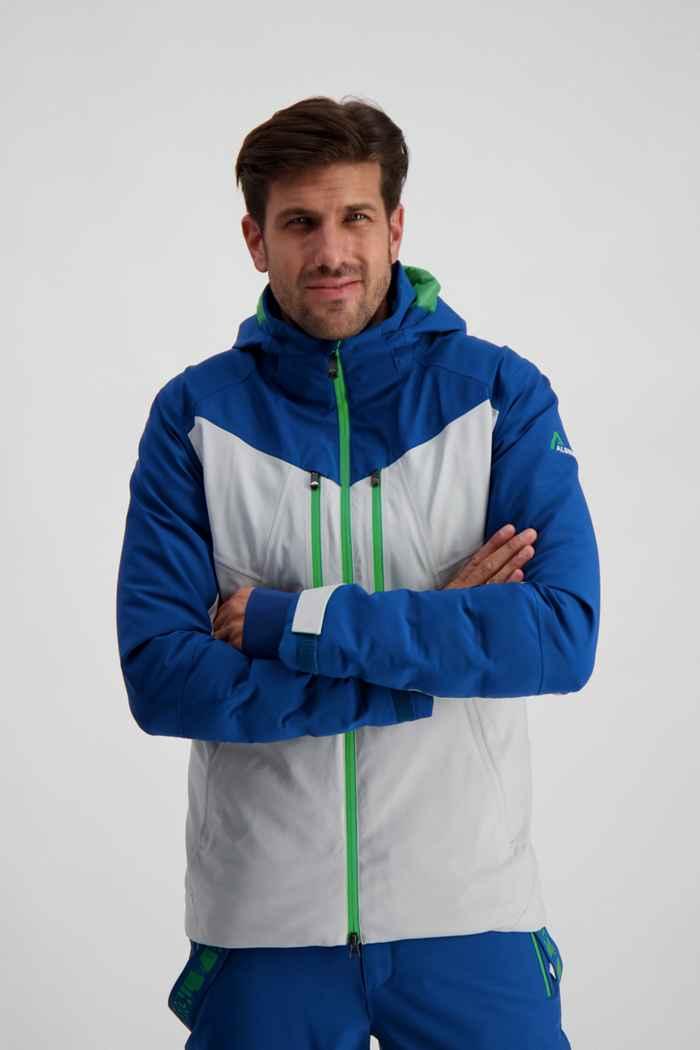 Albright Wengen veste de ski hommes 1