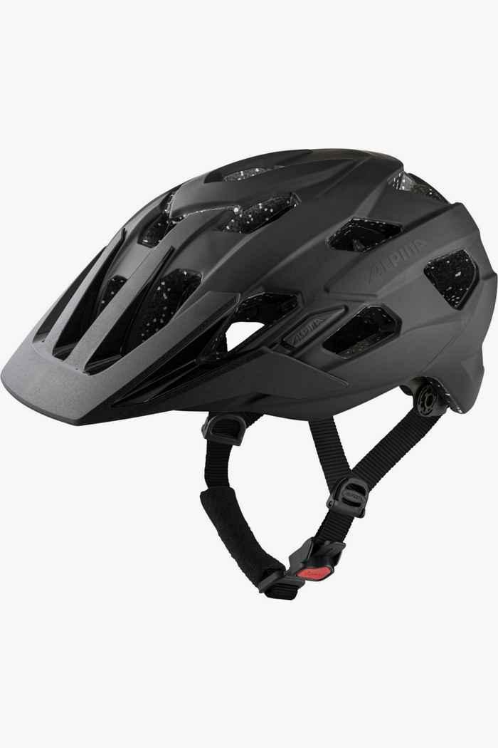 Alpina Anzana Tocsen casque de vélo Couleur Noir 1