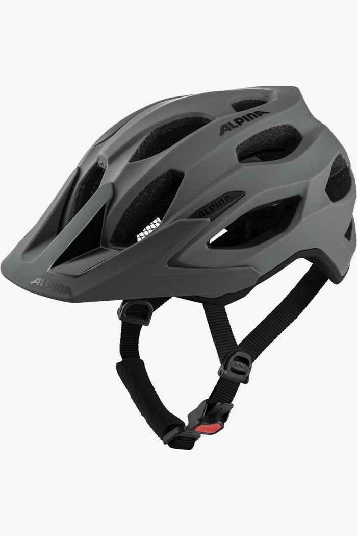 Alpina Carapax 2.0 casque de vélo Couleur Gris 1