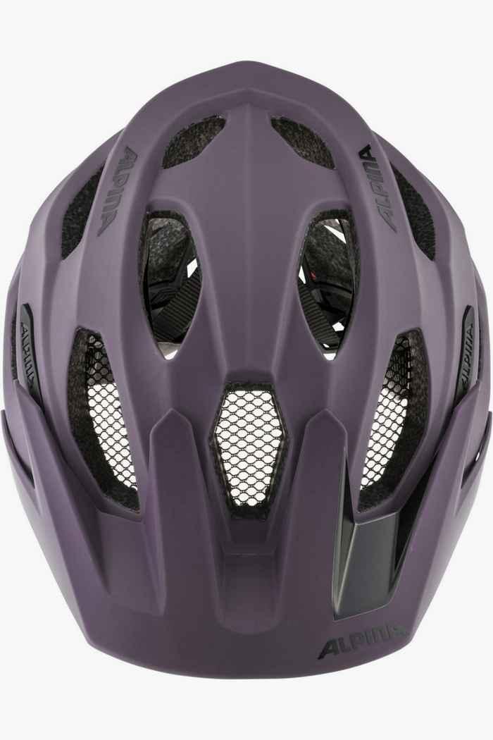 Alpina Carapax 2.0 casque de vélo femmes Couleur Violett 2