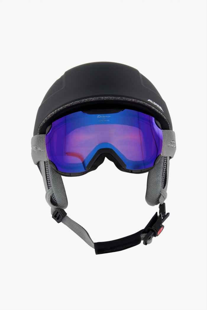 Alpina Chute casque de ski + Thaynes masque 2