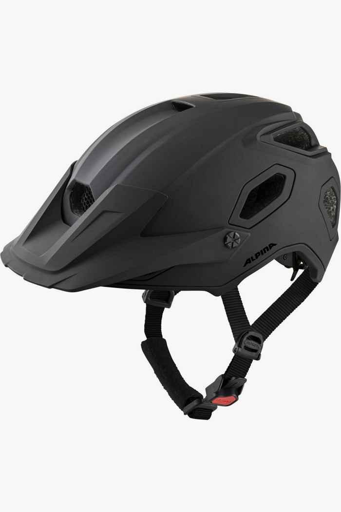 Alpina Comox casco per ciclista Colore Nero 1