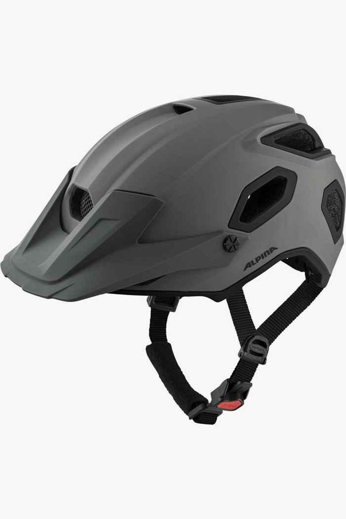 Alpina Comox casque de vélo Couleur Noir/gris 1