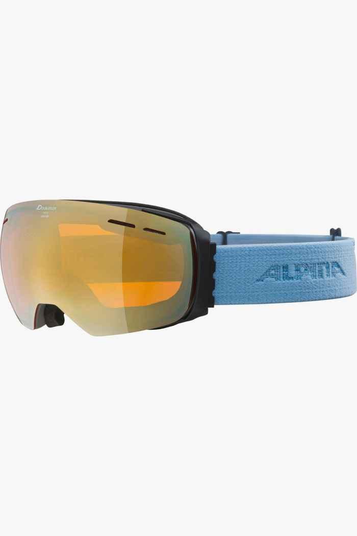 Alpina Granby HM lunettes de ski Couleur Gris 1