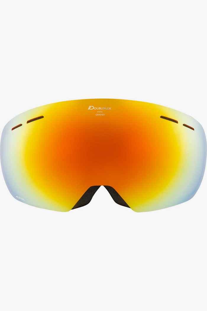 Alpina Granby HM lunettes de ski Couleur Noir 2