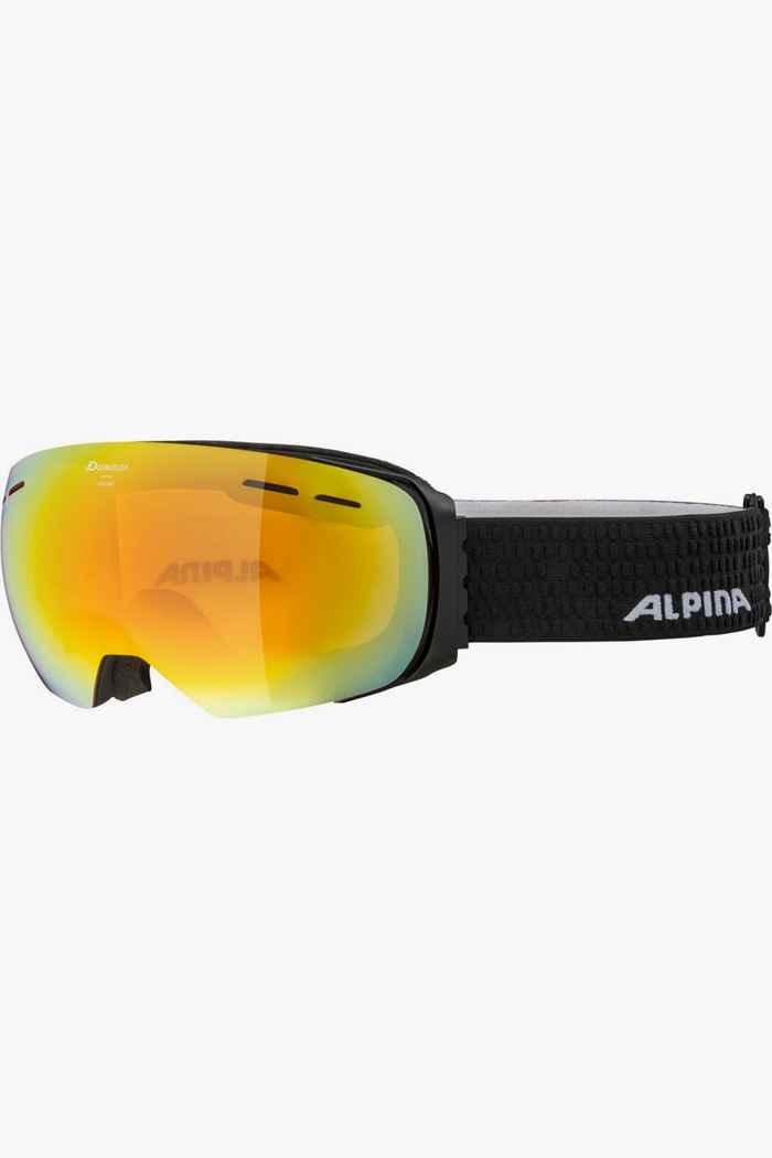 Alpina Granby HM occhiali da sci Colore Nero 1