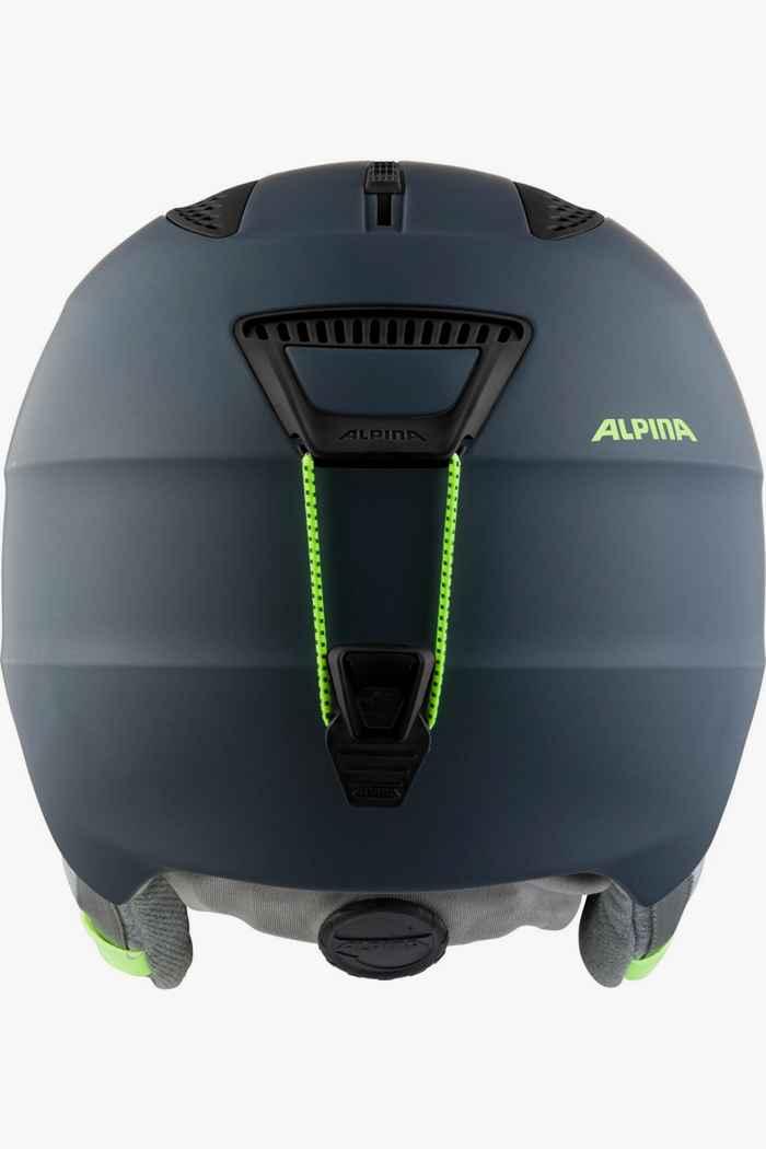 Alpina Grand casque de ski enfants Couleur Gris 2
