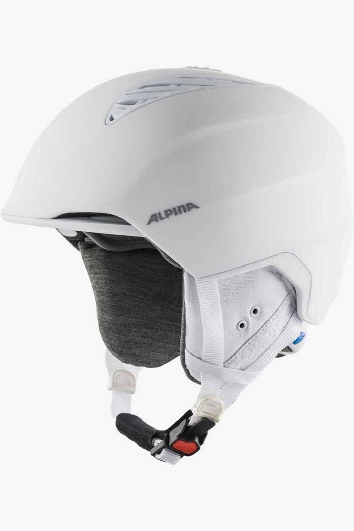 Alpina Grand Lavalan casque de ski Couleur Blanc 1