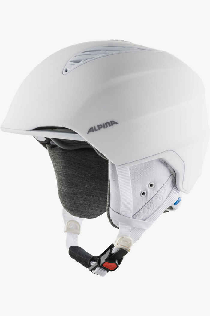Alpina Grand Lavalan Skihelm Farbe Weiß 1