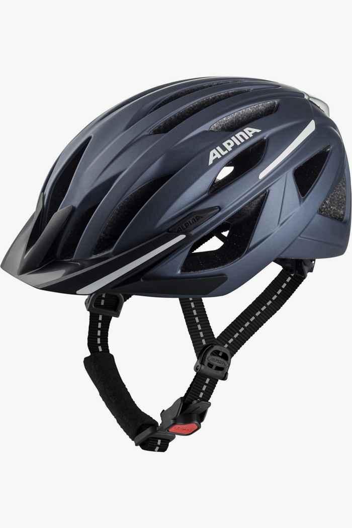 Alpina Haga casco per ciclista Colore Blu navy 1