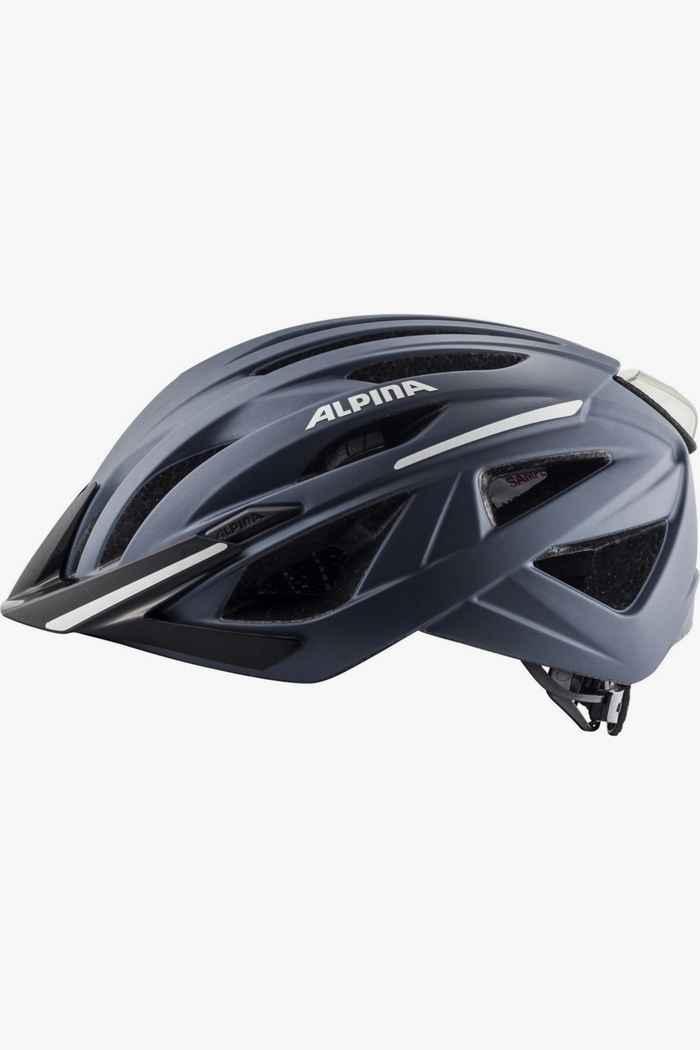 Alpina Haga casco per ciclista Colore Blu navy 2