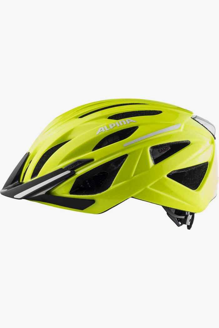 Alpina Haga casco per ciclista Colore Giallo 2