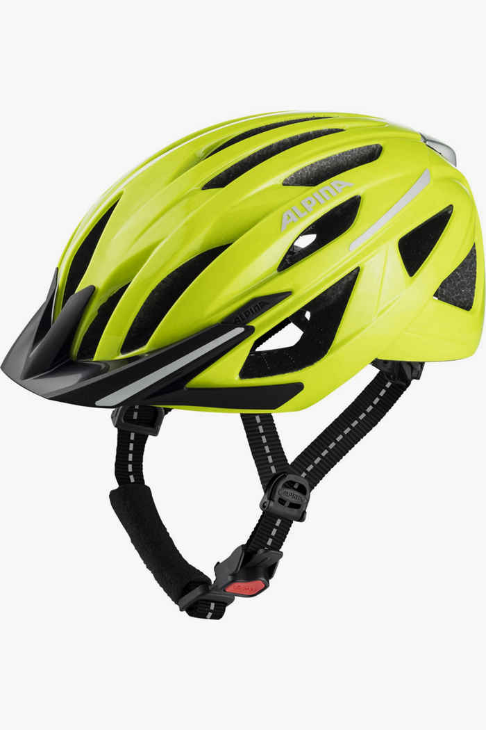 Alpina Haga casque de vélo Couleur Jaune 1