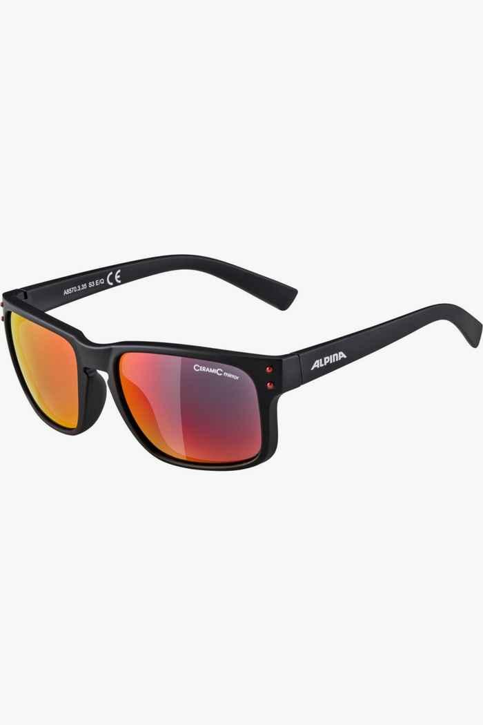 Alpina Kosmic occhiali sportiv Colore Nero 1