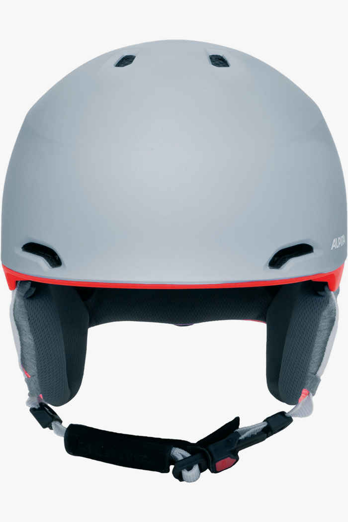 Alpina Maroi casco da sci donna Colore Argento 2