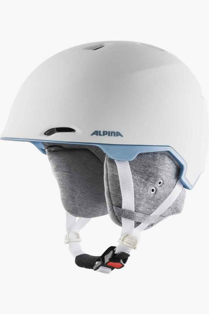 Alpina Maroi casque de ski Couleur Blanc 1