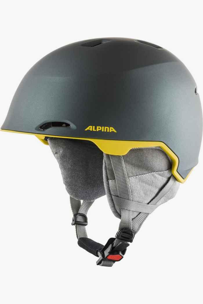 Alpina Maroi casque de ski Couleur Bleu pétrole 1