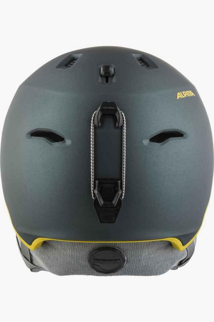Alpina Maroi casque de ski Couleur Bleu pétrole 2