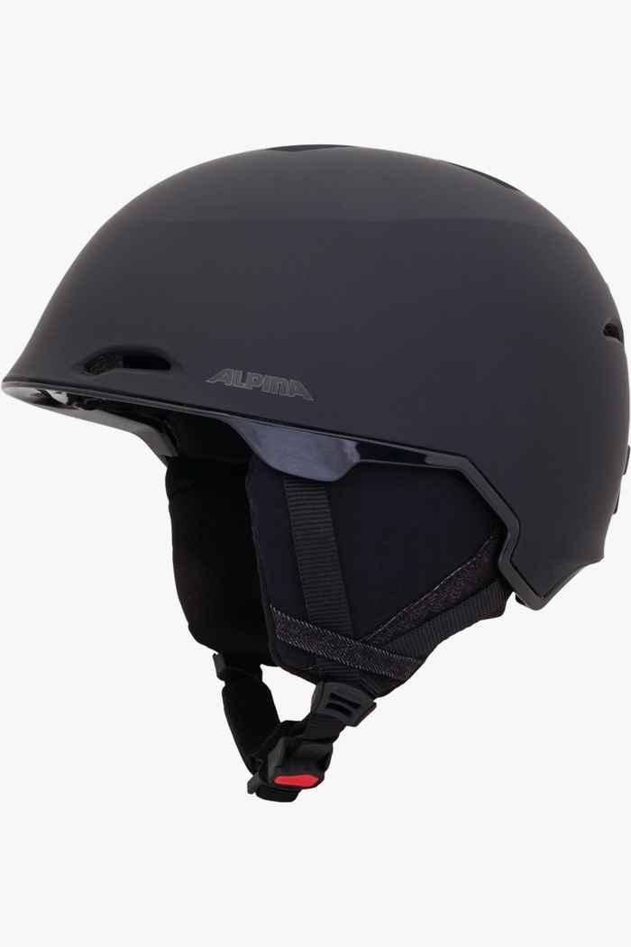 Alpina Maroi casque de ski Couleur Noir 1