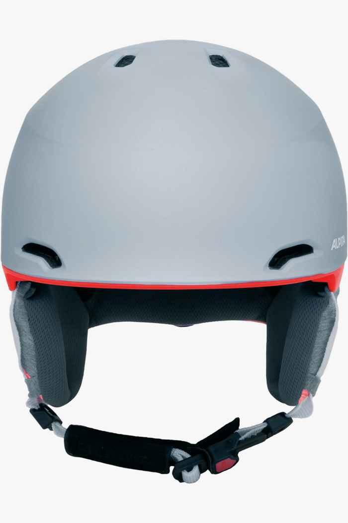 Alpina Maroi casque de ski femmes Couleur Argent 2