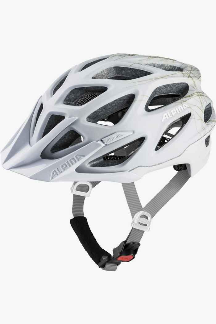 Alpina Mythos 3.0 LE casque de vélo femmes Couleur Blanc 1