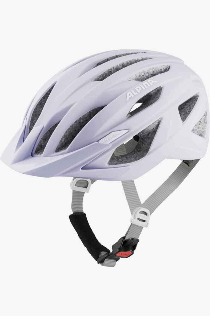 Alpina Parana casco per ciclista femmes Couleur Lilas 1