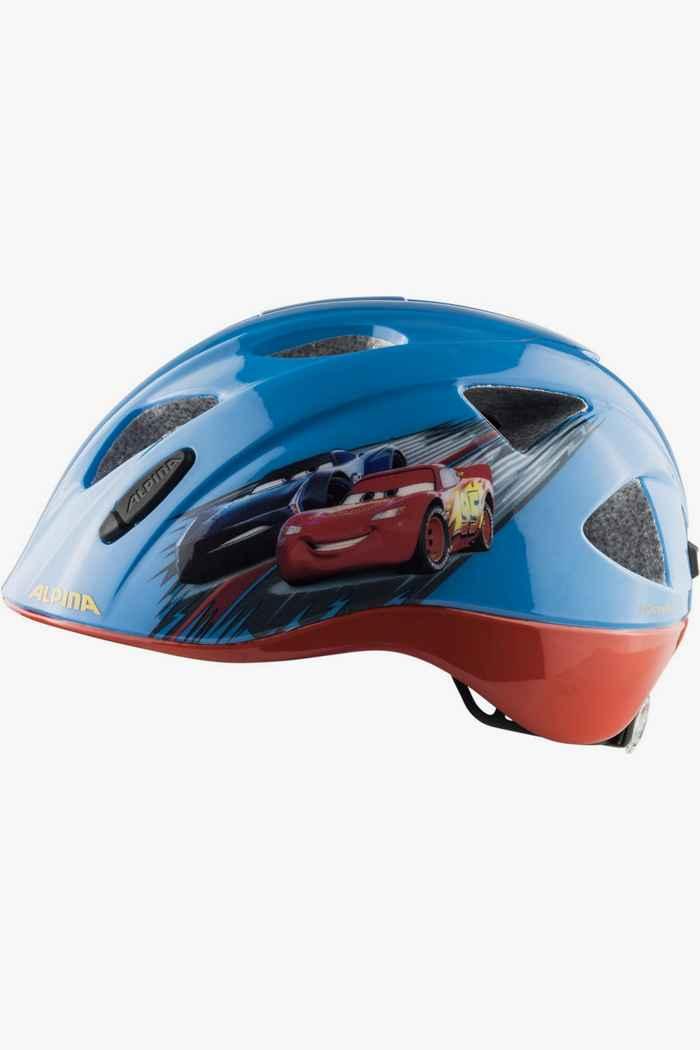 Alpina Ximo Cars casque de vélo garçons Couleur Bleu 2