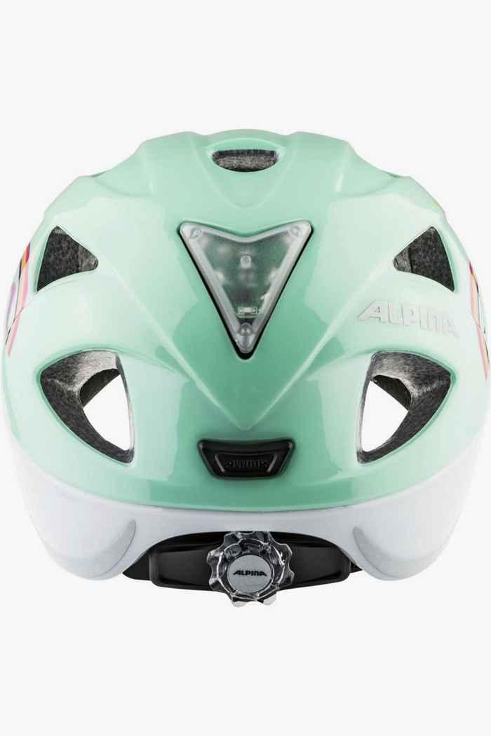 Alpina Ximo Flash casco per ciclista bambini Colore Verde menta 2