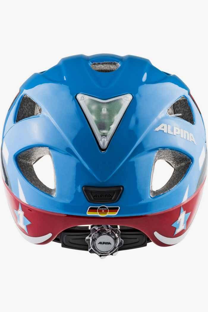 Alpina Ximo Flash casque de vélo enfants Couleur Bleu 2