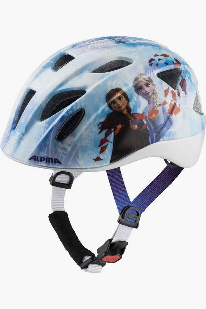 Alpina Ximo Frozen II casco per ciclista bambini Colore Blu 1