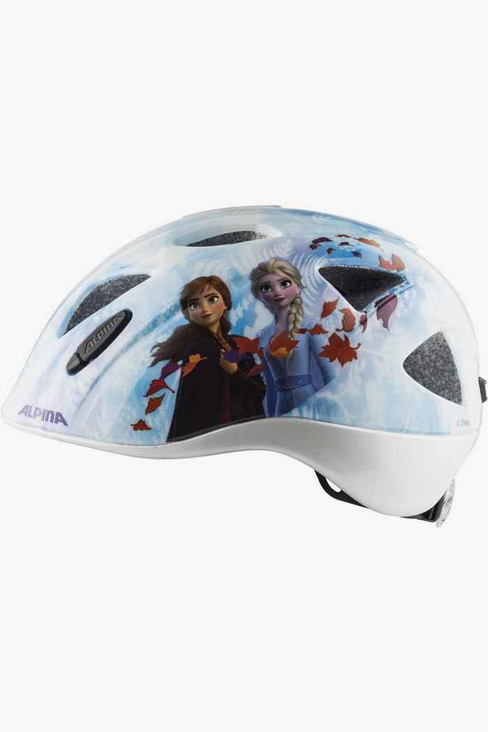 Alpina Ximo Frozen II casco per ciclista bambini Colore Blu 2