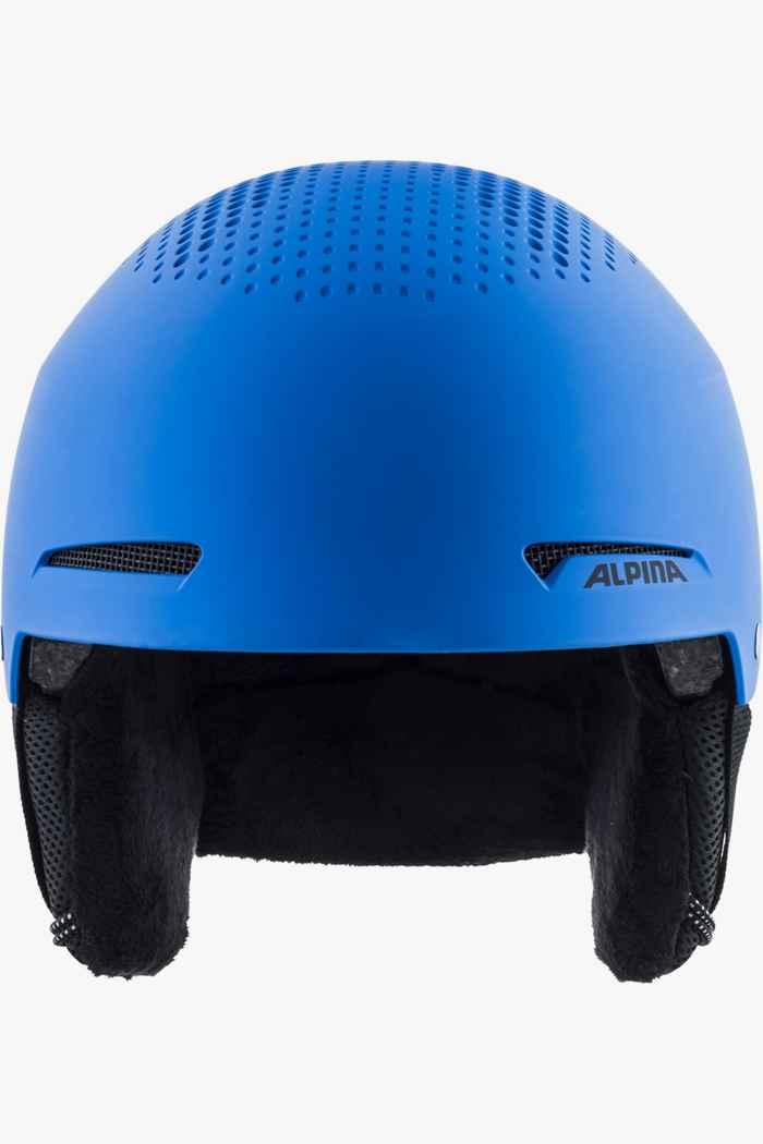 Alpina Zupo casque de ski enfants Couleur Bleu 2