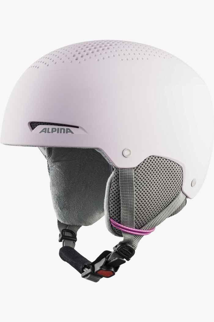 Alpina Zupo casque de ski filles Couleur Rose 1