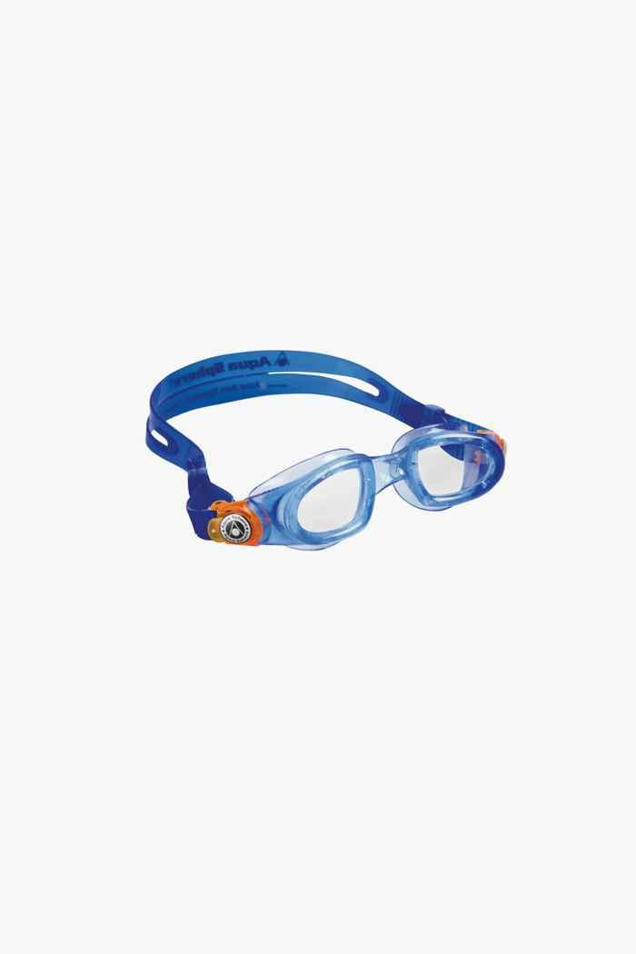Aqua Sphere Moby lunettes de natation enfants Couleur Bleu 1
