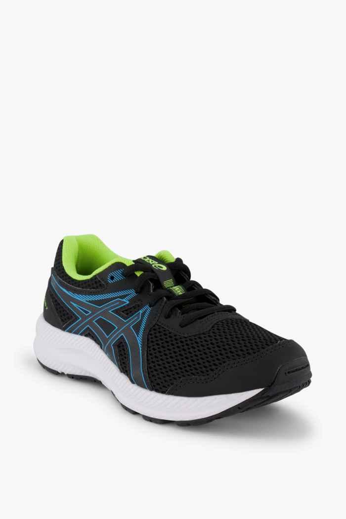 ASICS Contend 7 GS chaussures de course enfants Couleur Noir 1