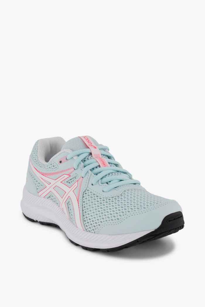 ASICS Contend 7 GS scarpe da corsa bambina Colore Azzurro chiaro 1