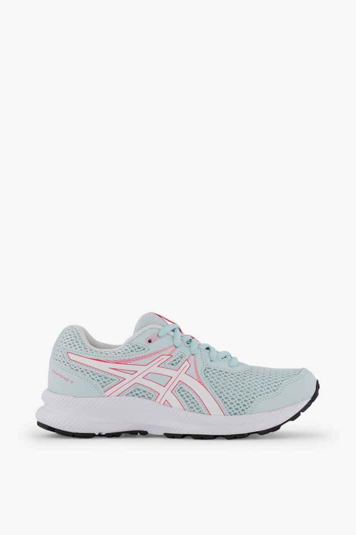 ASICS Contend 7 GS scarpe da corsa bambina Colore Azzurro chiaro 2