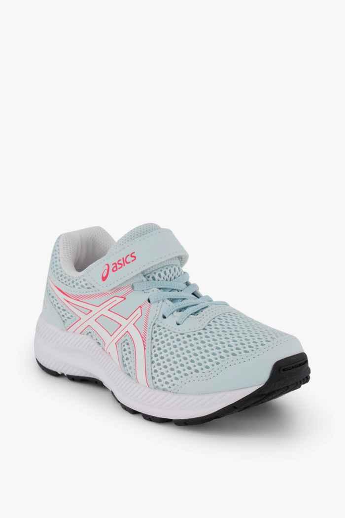 ASICS Contend 7 PS chaussures de course filles Couleur Blanc 1