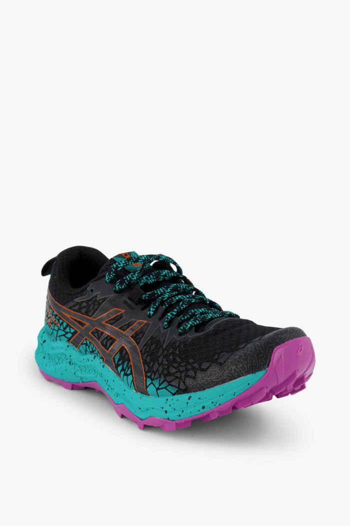 ASICS Fujitrabuco Lyte Damen Trailrunningschuh Farbe Schwarz 1
