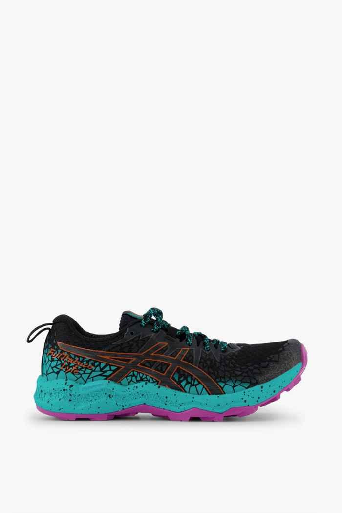 ASICS Fujitrabuco Lyte Damen Trailrunningschuh Farbe Schwarz 2