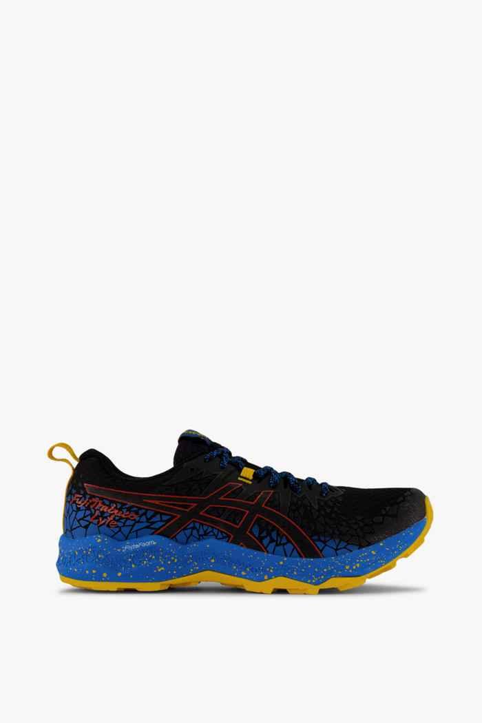 ASICS FujiTrabuco Lyte scarpe da trailrunning uomo Colore Blu-nero 2