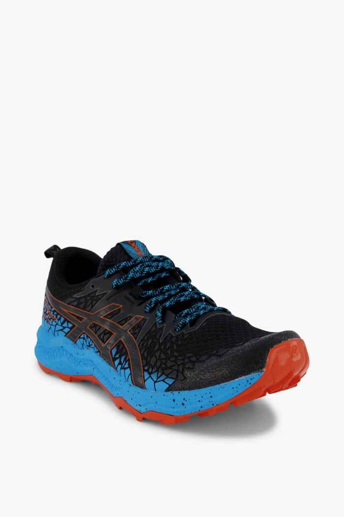 ASICS FujiTrabuco Lyte scarpe da trailrunning uomo Colore Nero 1