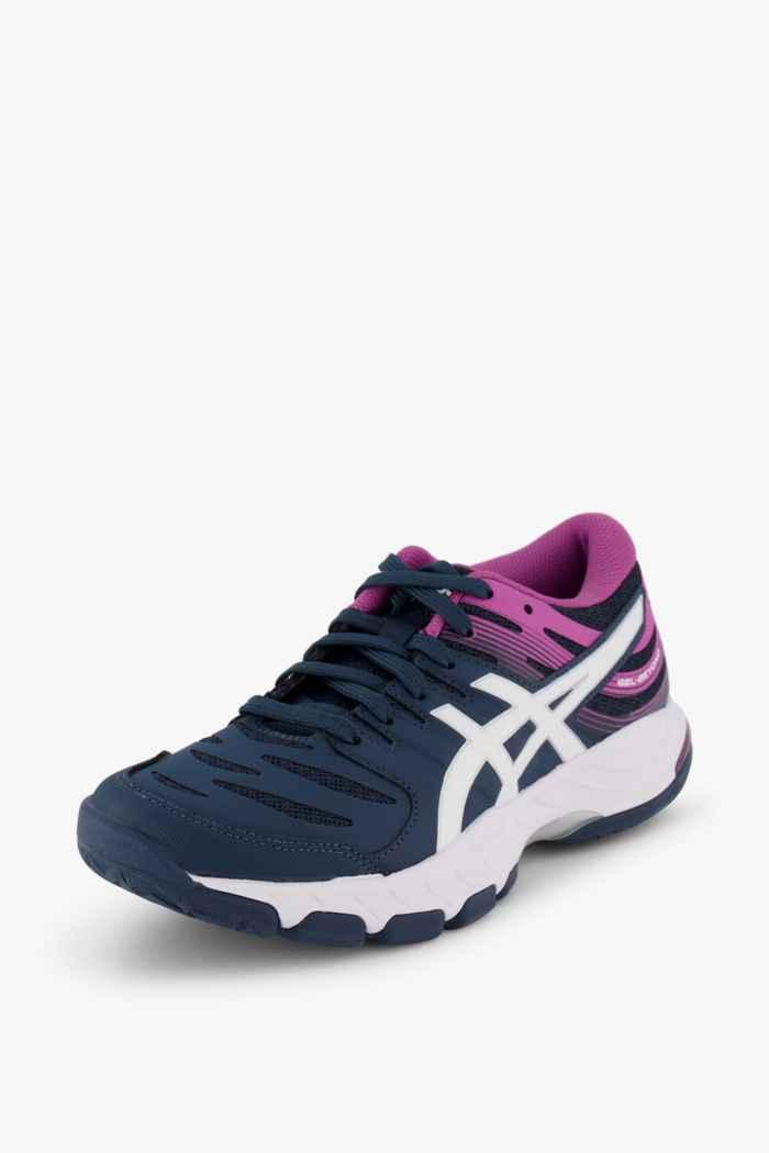 ASICS Gel Beyond 6 chaussures de salle femmes Couleur Bleu 1
